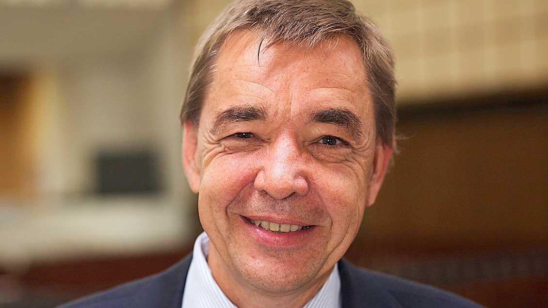 Thomas Söding, Professor für Neues Testament an der Universität Bochum Foto: pd
