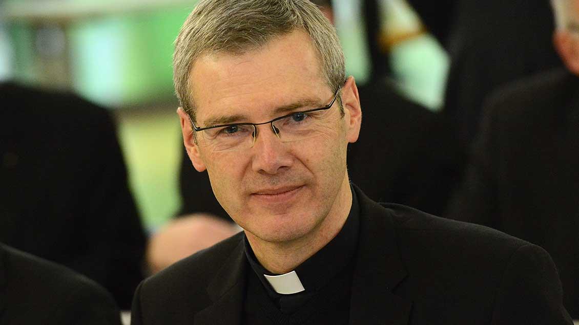 Der Heildesheimer Bischof Heiner Wilmer