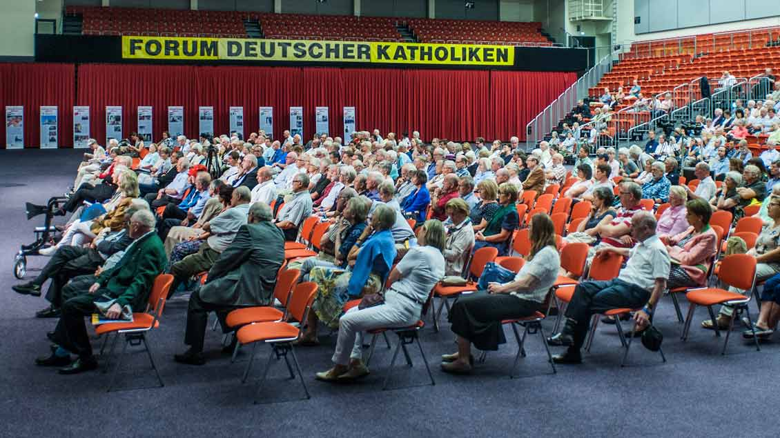 "Kongress des ""Forums Deutscher Katholiken"""