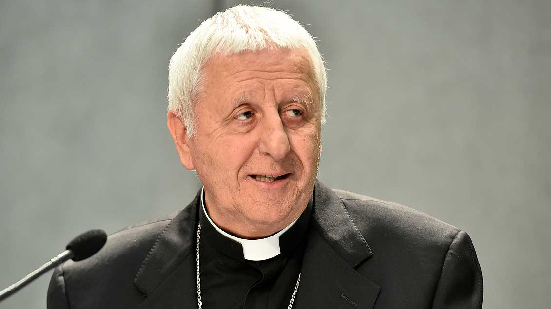 Kardinal Giuseppe Versaldi