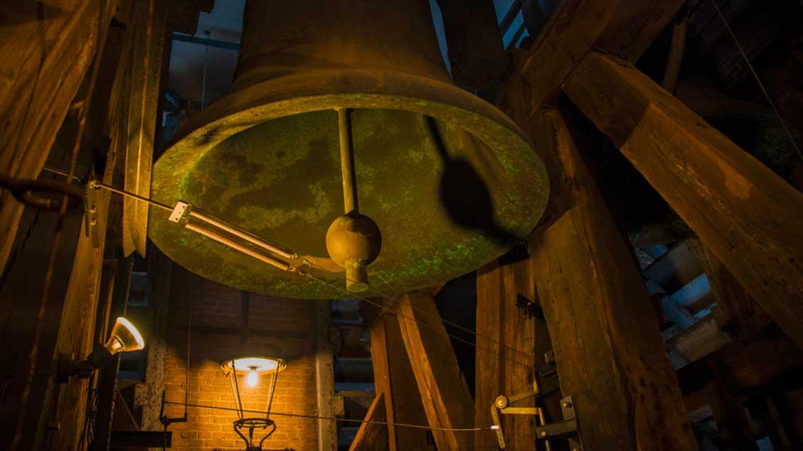 Glocke im Kirchturm