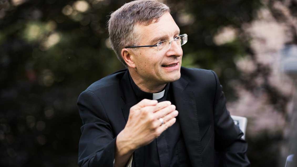 Bischof Michael Gerber