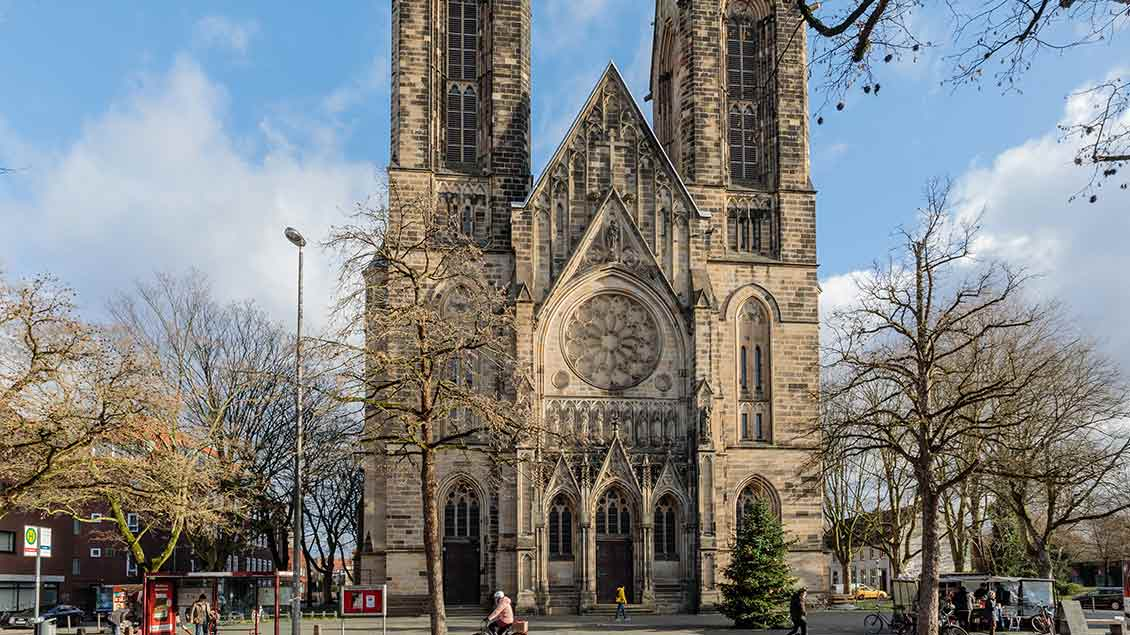 Pfarrkirche St. Joseph in Münster-Süd