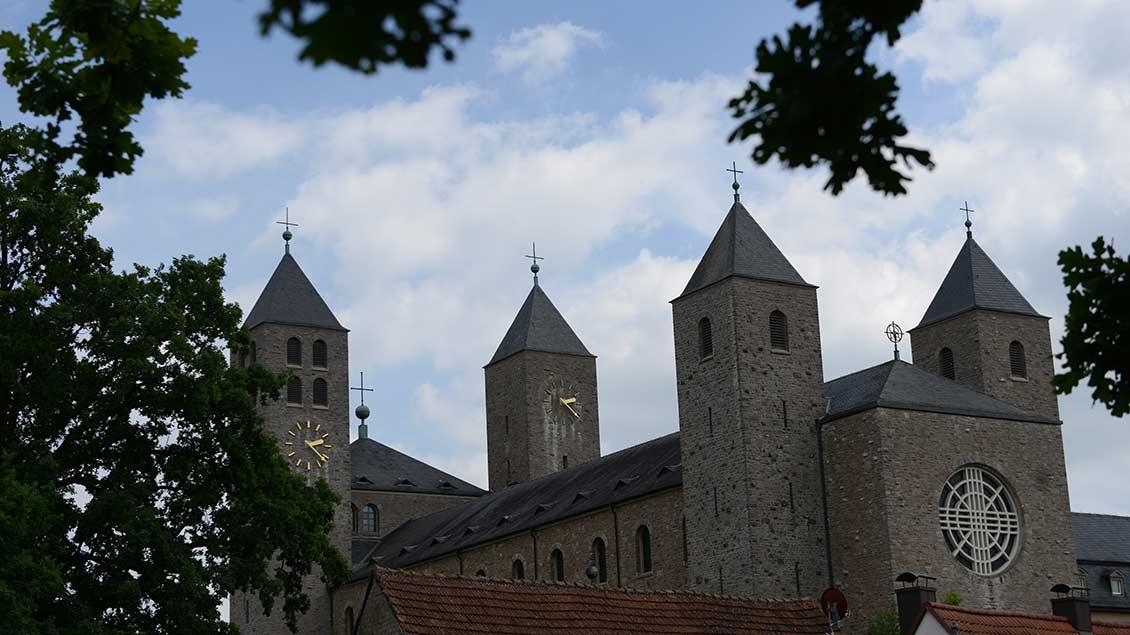 Abtei Münsterschwarzach  Foto: Michael Bönte