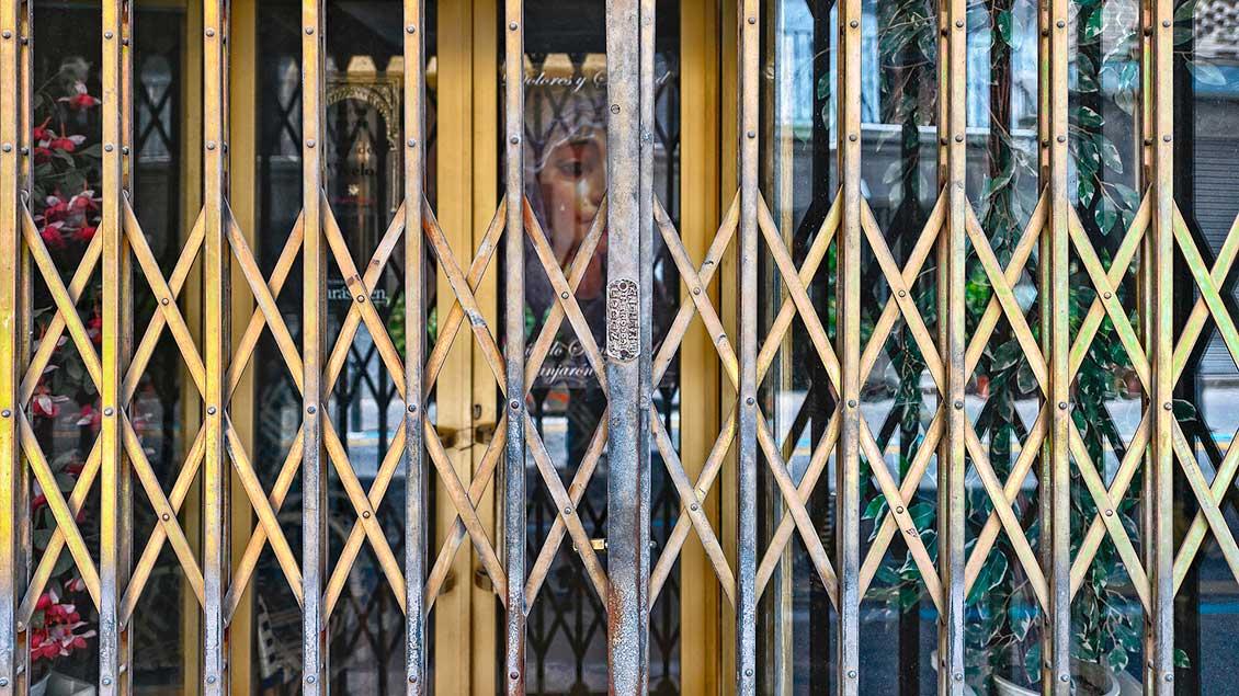 Verschlossene Tür Foto: pixabay