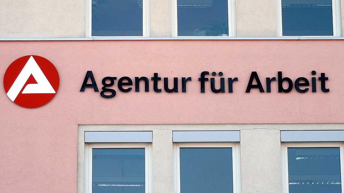 Fassade einer Agentur für Arbeit Symbolfoto: Pixabay