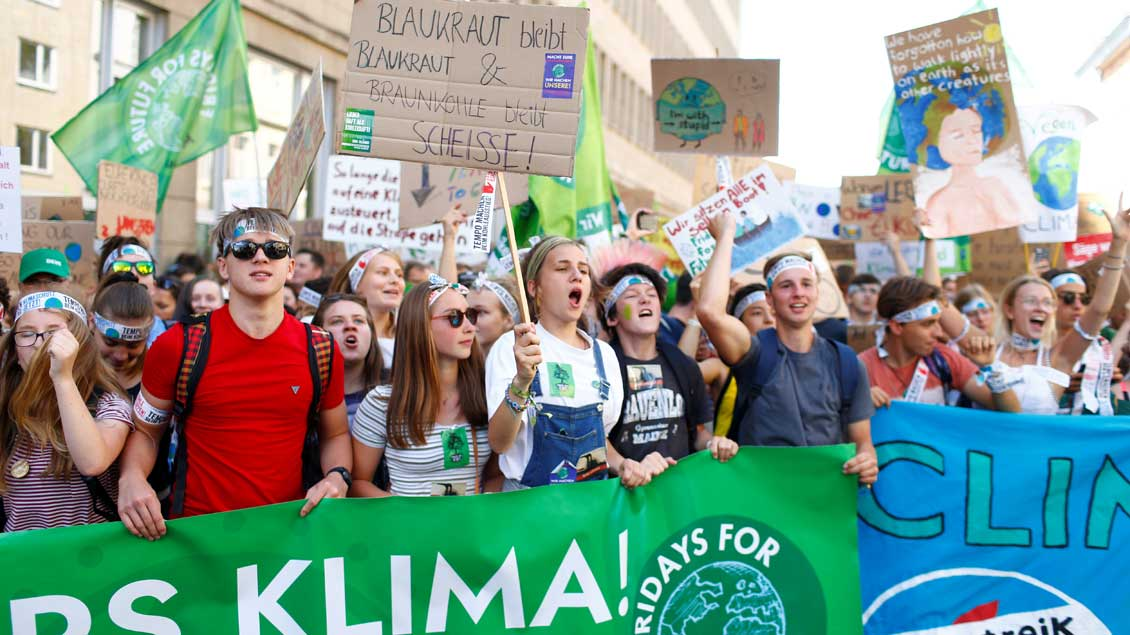 """Fridays for Future""-Demo"
