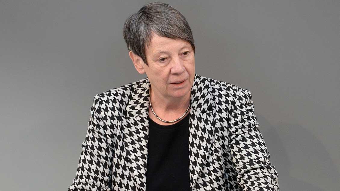 Barbara Hendricks Foto: Deutscher Bundestag/Achim Melde