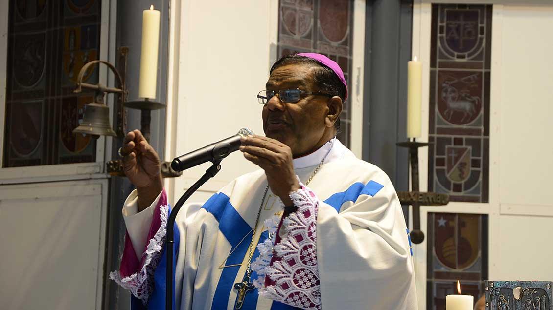 Bischof Justin Gnanapragasam