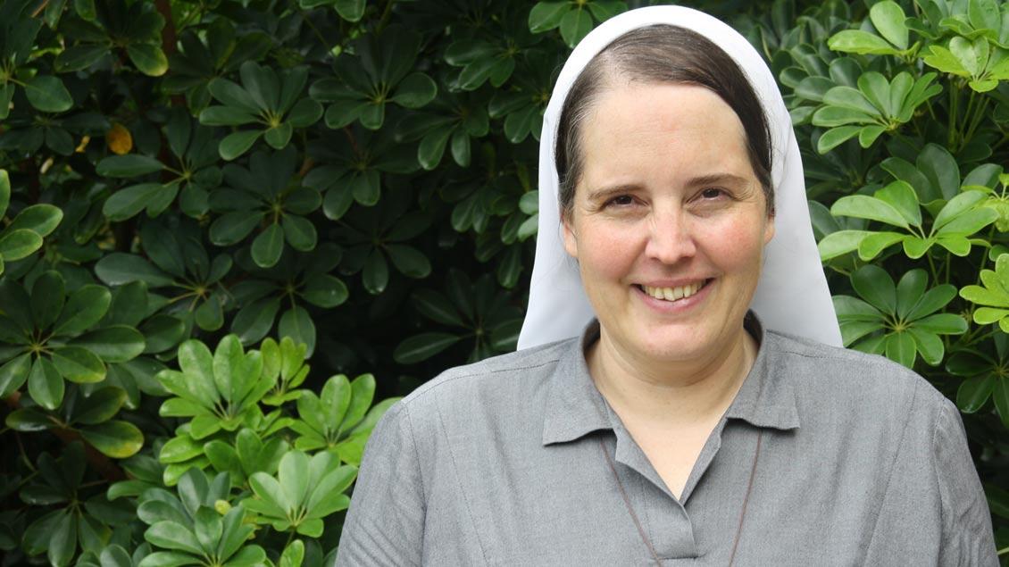 Schwester Ruth Rottbeck