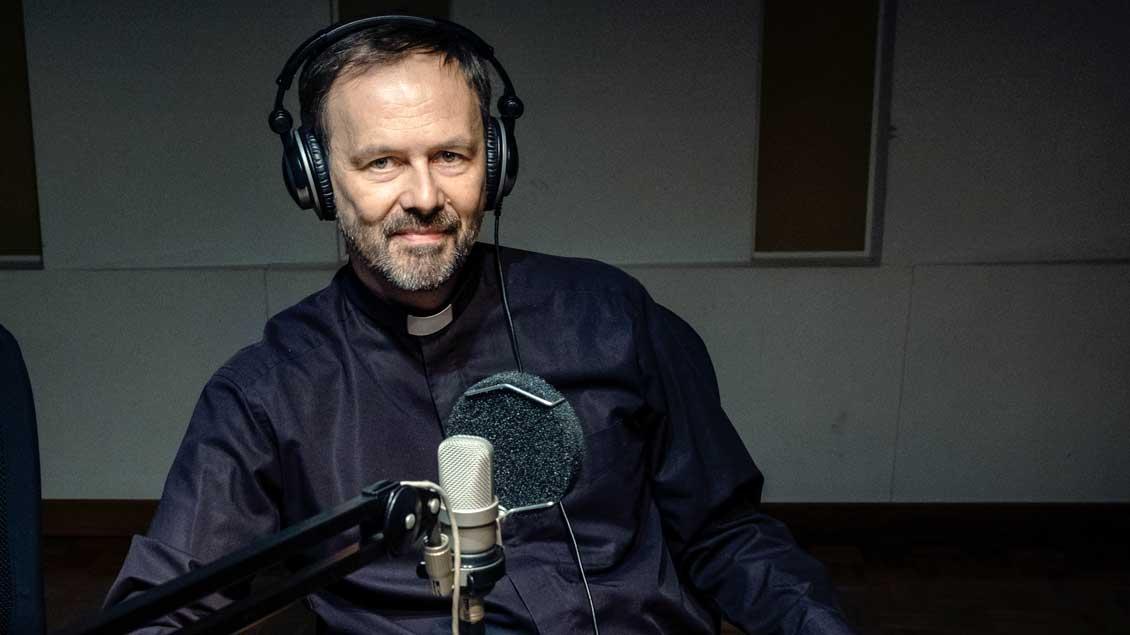 Pater Bernd Hagenkord