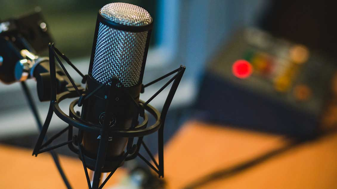 Mikrofon Symbolfoto: Pixabay