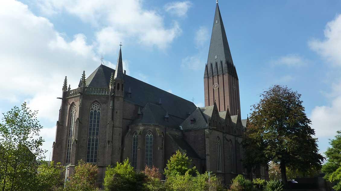 Die St.-Maria-Magdalena-Kirche in Goch.