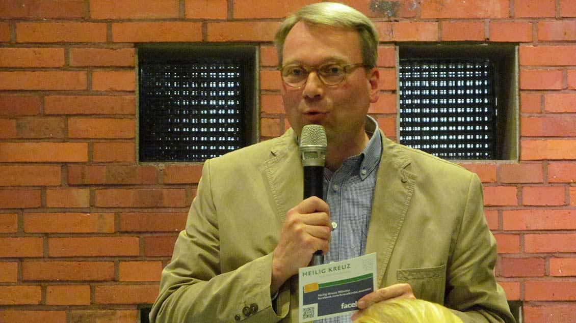 Pfarrer Stefan Jürgens