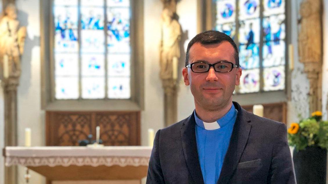Pawel Czarnecki wird Pfarrer in Everswinkel und Alverskirchen. Foto: privat
