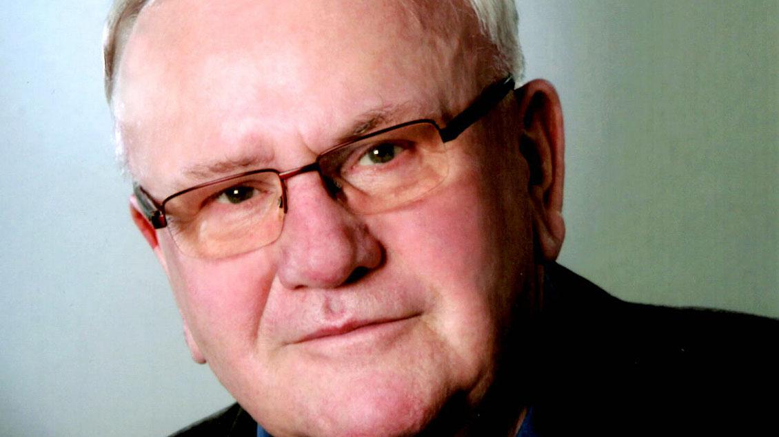 Pfarrer em. Udo Diepenbrock.