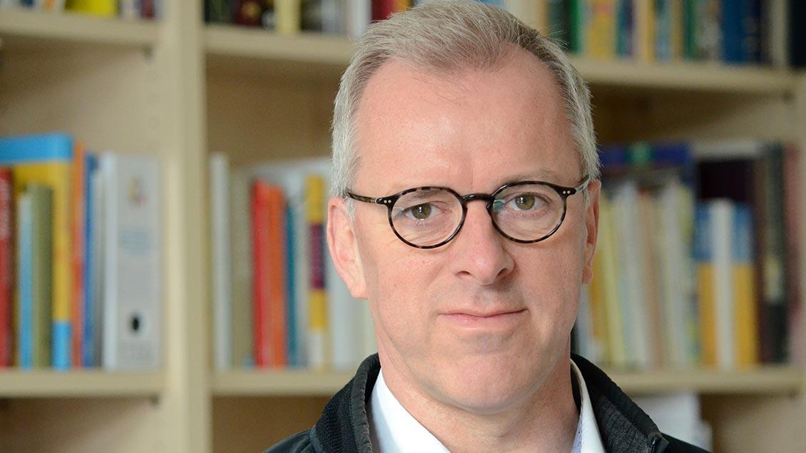 Pfarrer Markus Dördelmann  Foto: Gudrun Niewöhner (pbm)