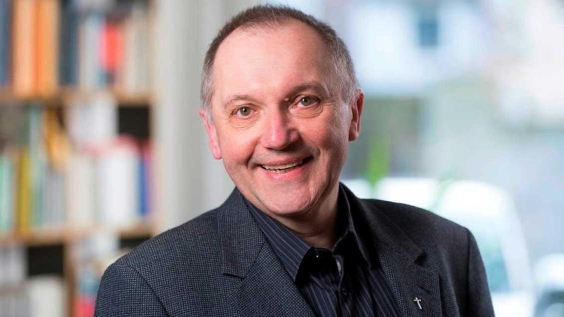 Pfarrer Ulrich Franke.