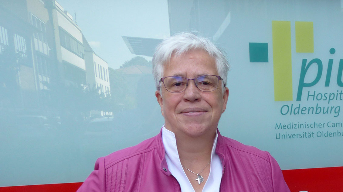 Pastoralreferentin Gunda Holtmann