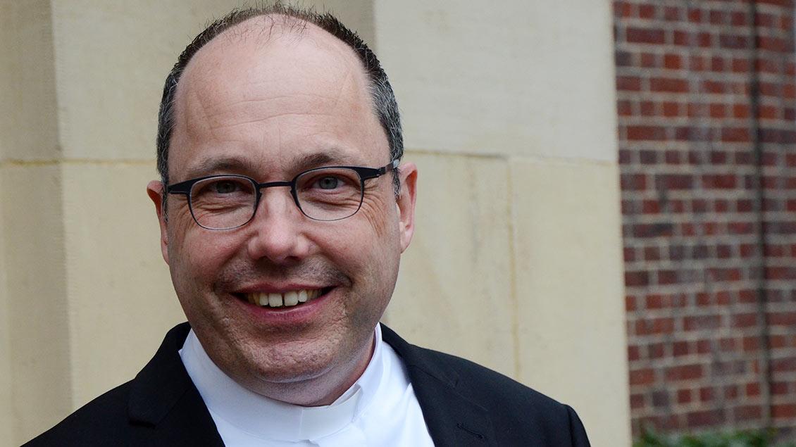 Pfarrer Martin Limberg