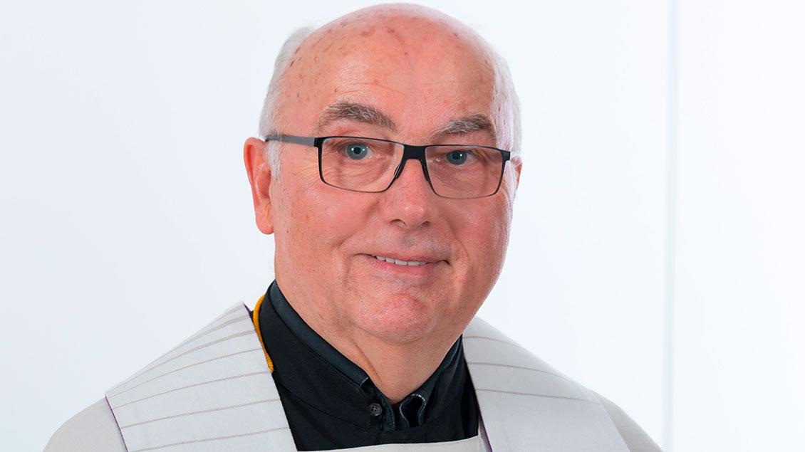 Pfarrer Meinolf Winzeler