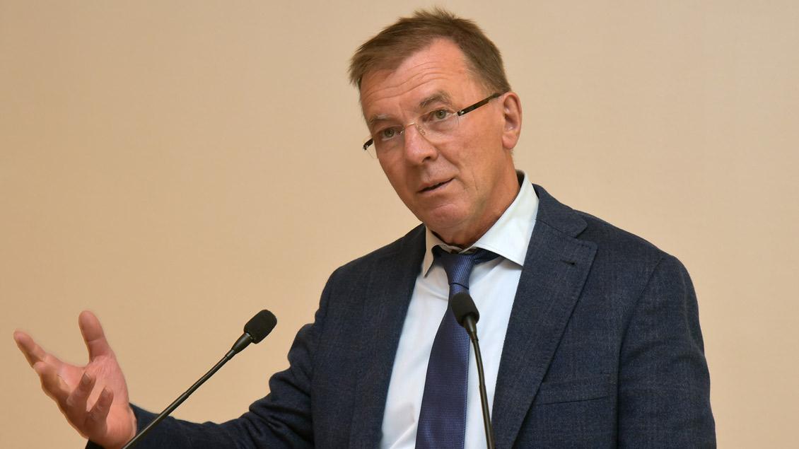 Freiburger Moraltheologe Eberhard Schockenhoff