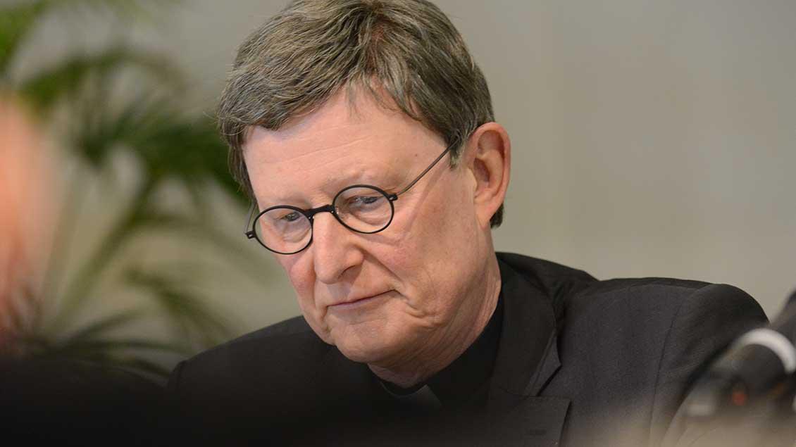 Kardinal Rainer Maria Woelki