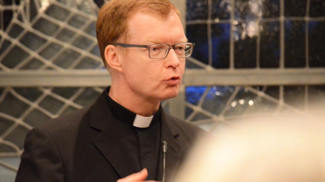 Pater Hans Zollner.