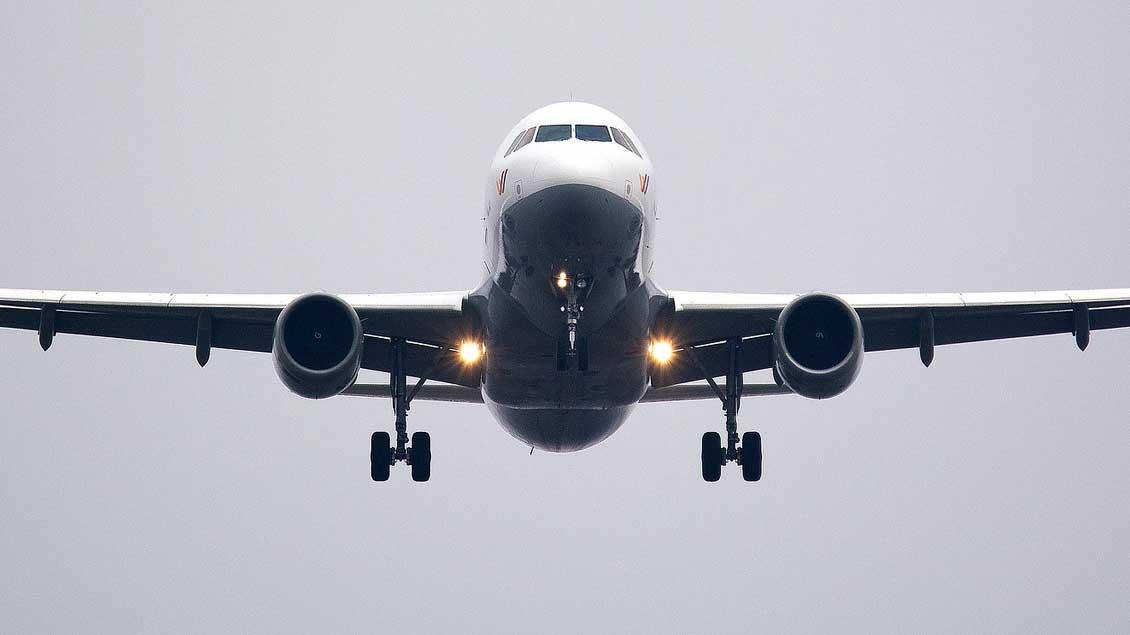 Flugzeug Foto: Pixabay