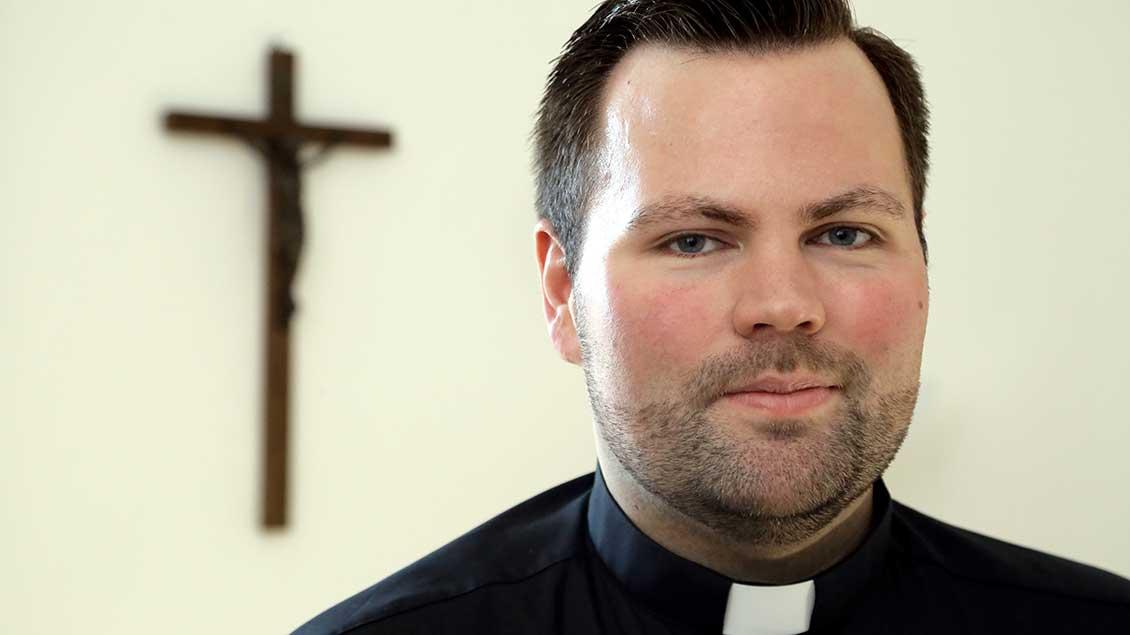 Pater Jeremias Kehren  Foto: Armin Fischer
