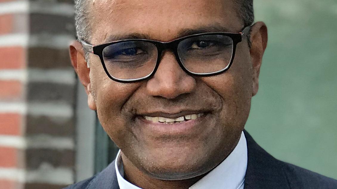 Pfarrer Aby Thomas Puthukulangara