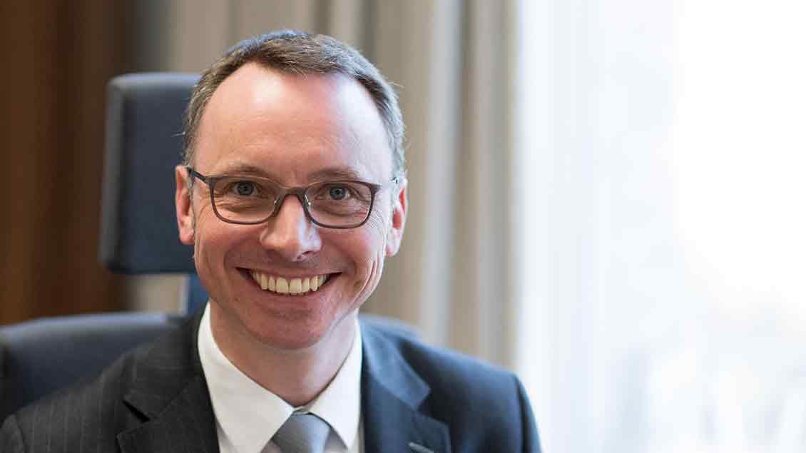 Markus Wonka arbeitet im Forum Sexualmoral für den Synodalen Weg mit.