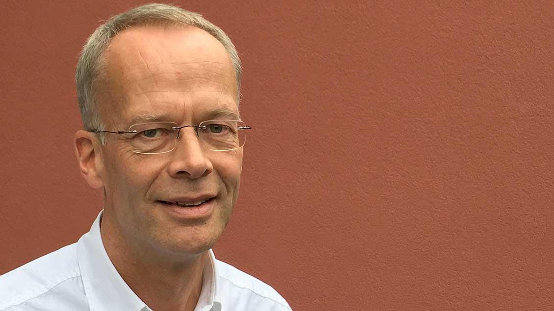 Hochschulpfarrer Burkhard Hose.