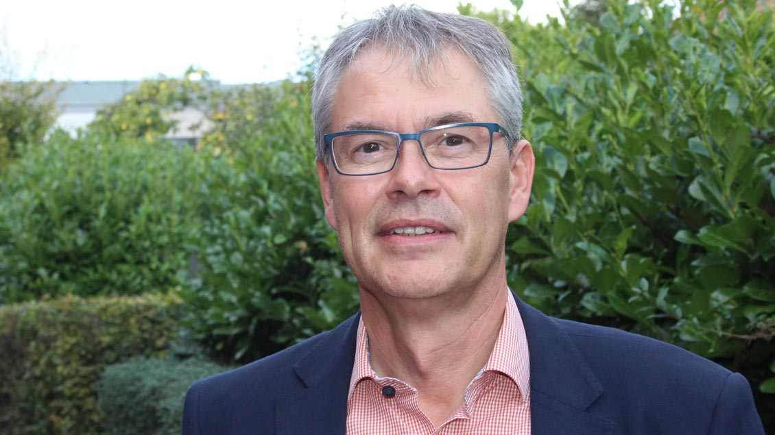 SKM-Generalsekretär Stephan Buttgereit.