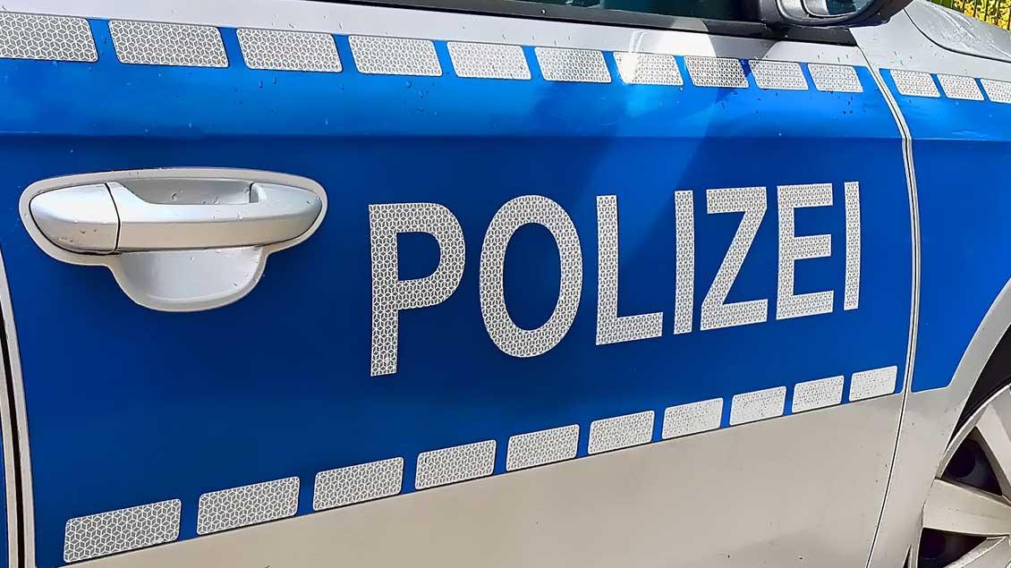 Polizeiauto Foto: Pixabay