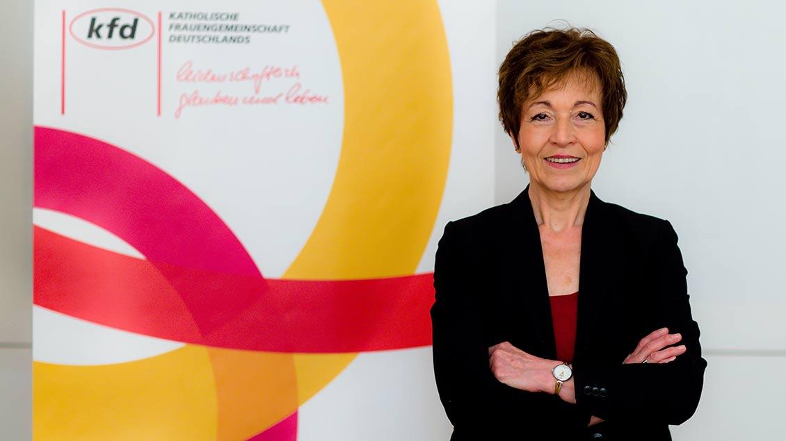 Dr. Agnes Wuckelt  Foto: Anne Orthen (KFD)