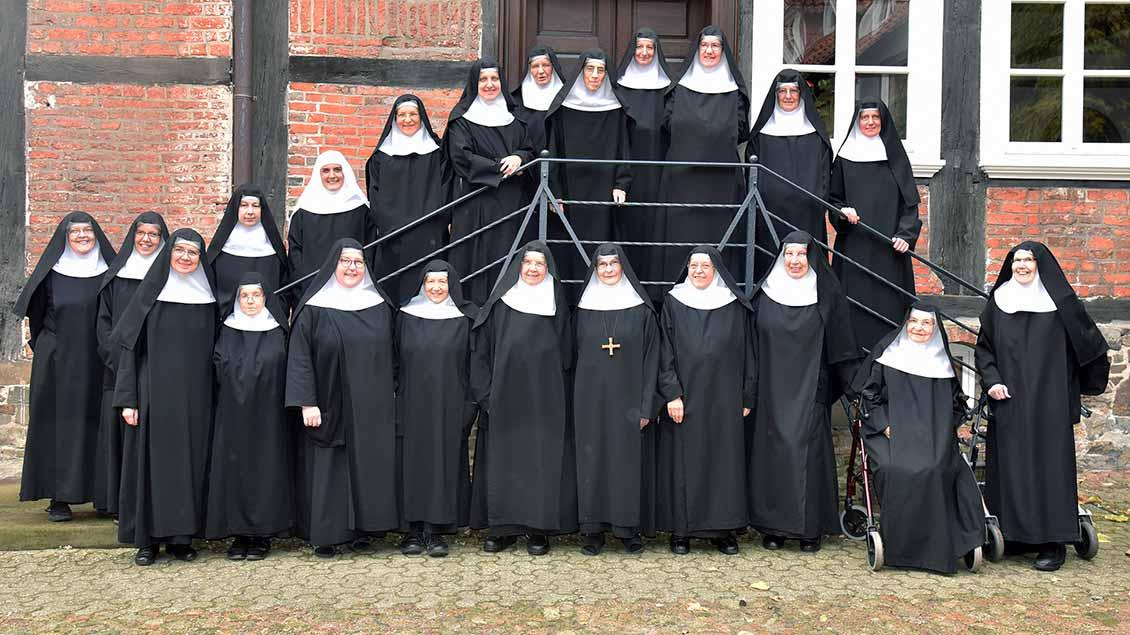Der Konvent der Schwestern