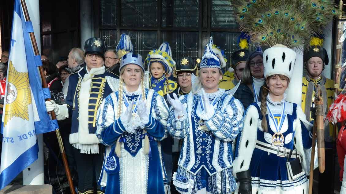 Wallfahrt der Karnevalisten nach Kevelaer 2019.