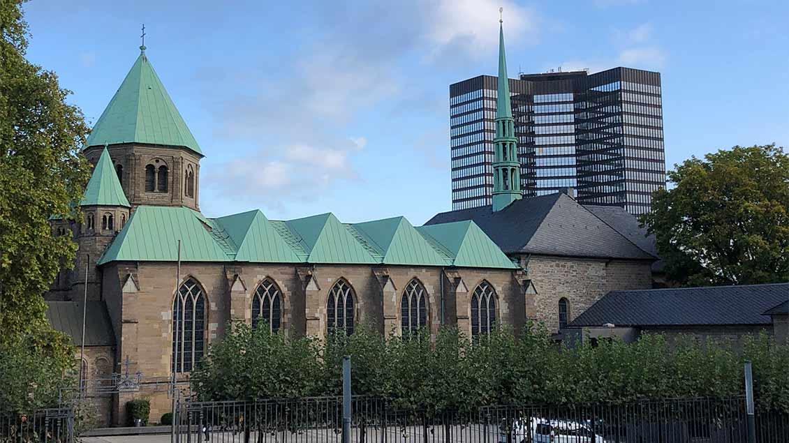 Die Bischofskirche in Essen