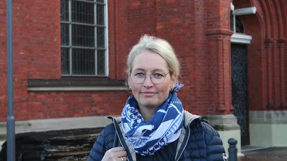 Nicole Niemann aus Wildeshausen.