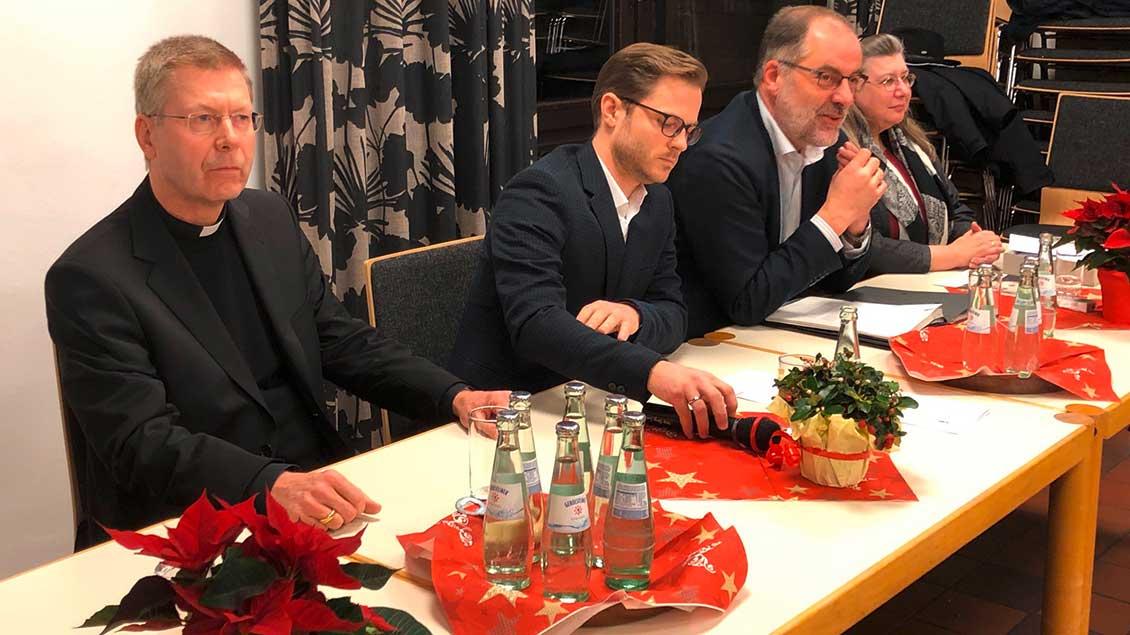 Stefan Zekorn, Fabin Hölscher, Peter Frings, Judith Pieper