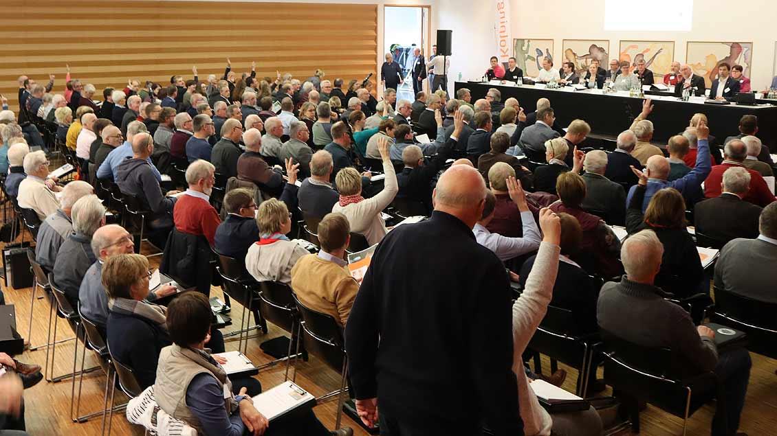 Die Diözesanversammlung