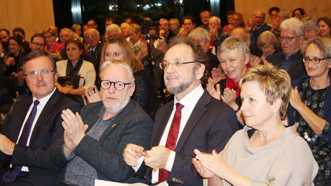 Festveranstaltung im Könzgen-Haus Haltern.