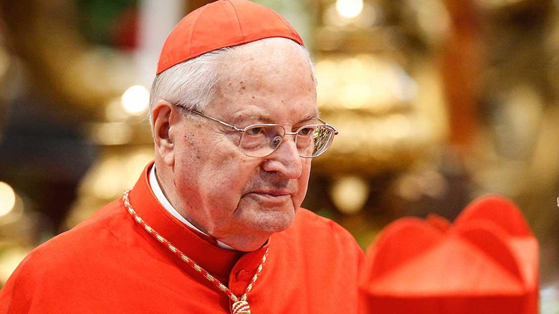 Kardinal Angelo Sodano.