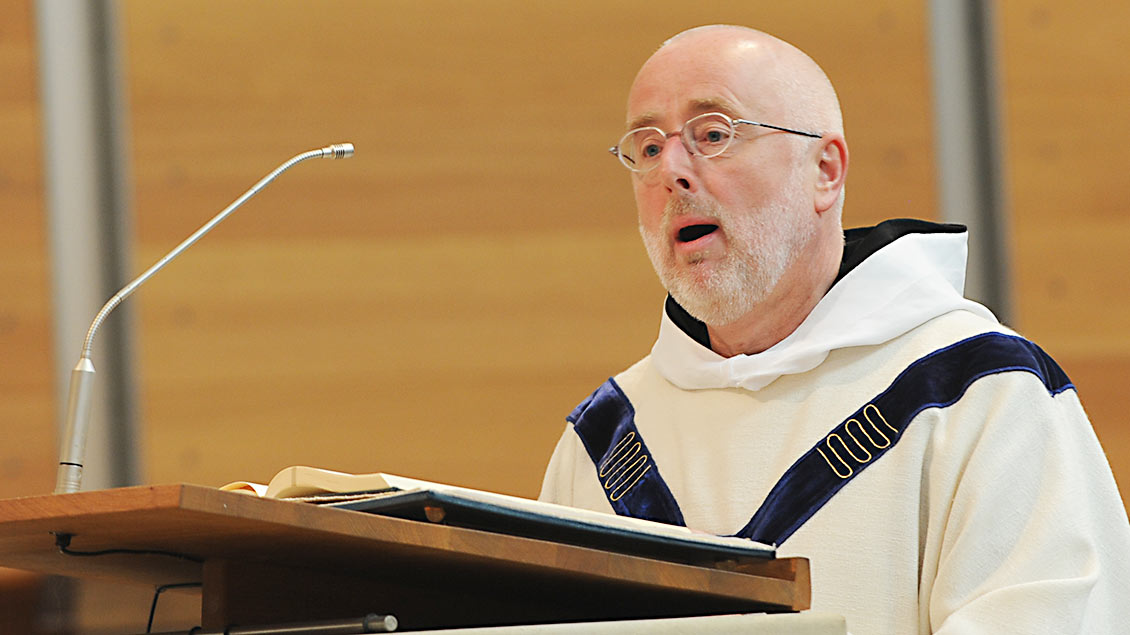 Abt Laurentius Schlieker