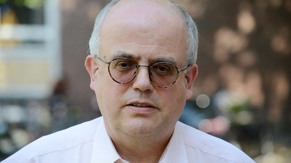Pfarrer Axel Heinekamp