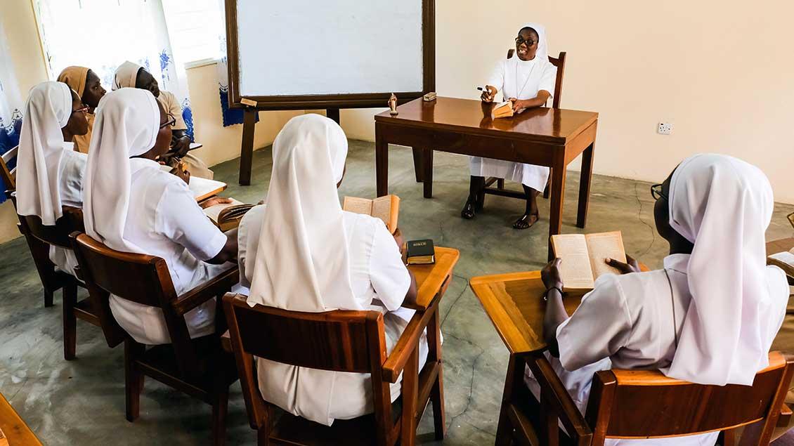 Ordensfrauen in Afrika