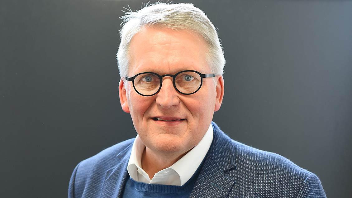 Thomas Sternberg, Präsident des Zentralkomitees der deutschen Katholiken