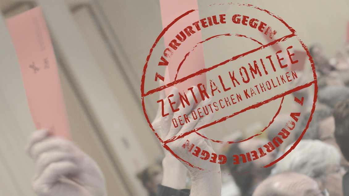 Abstimmung und Serien-Logo