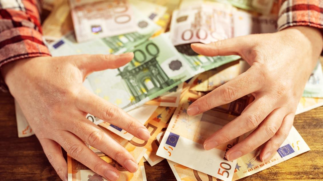 Tagung zum Thema Geld und Gier Foto: igorstevanovic (Shutterstock)